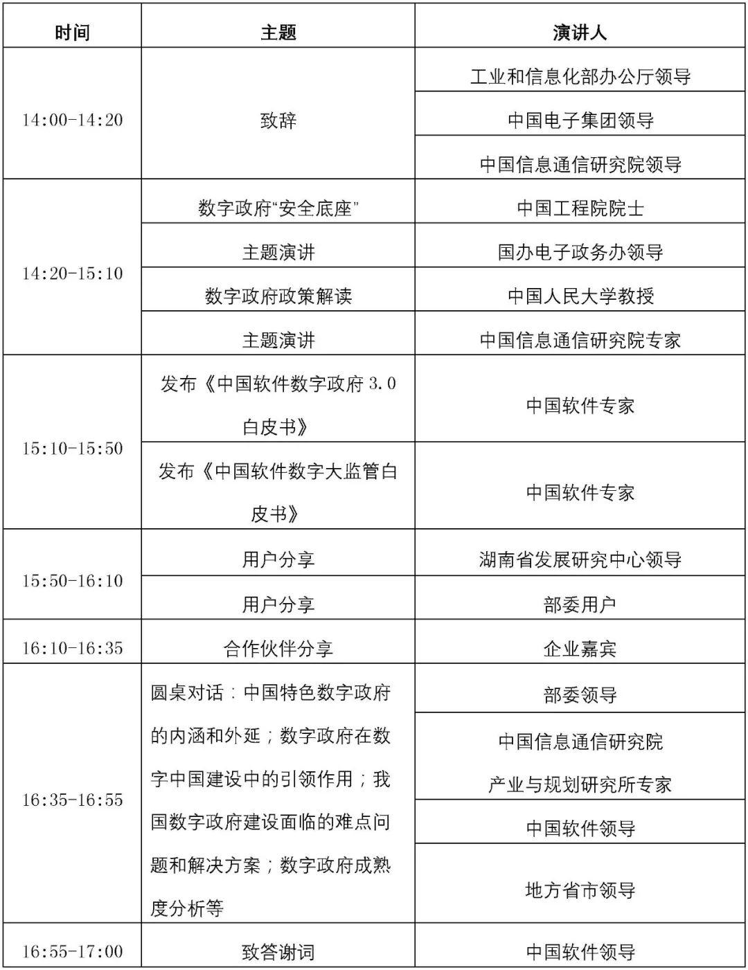 2021中国互联网大会数字政府论坛即将召开