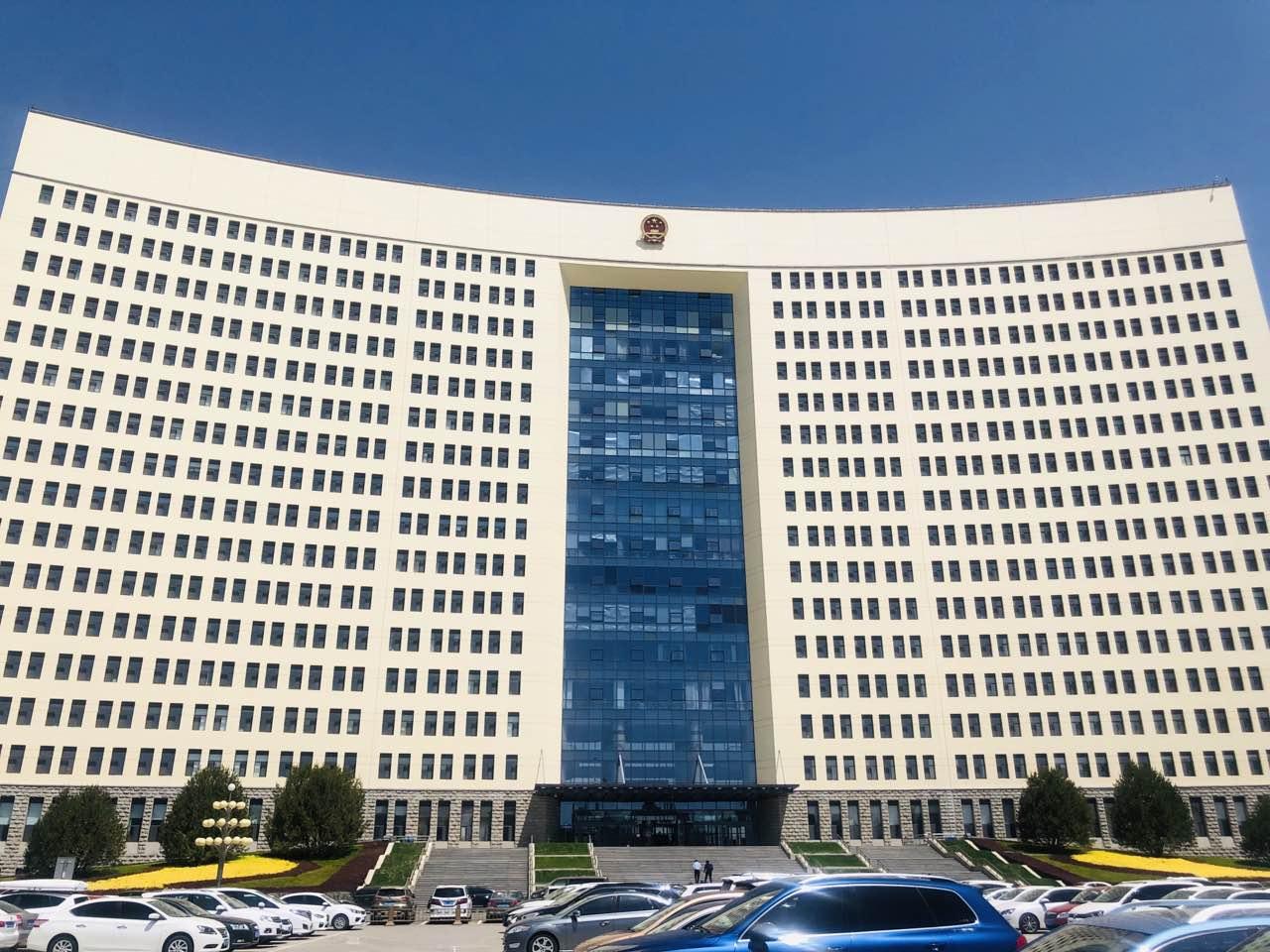 2020-2022年内蒙古自治区一体化在线政务服务能力三年评估