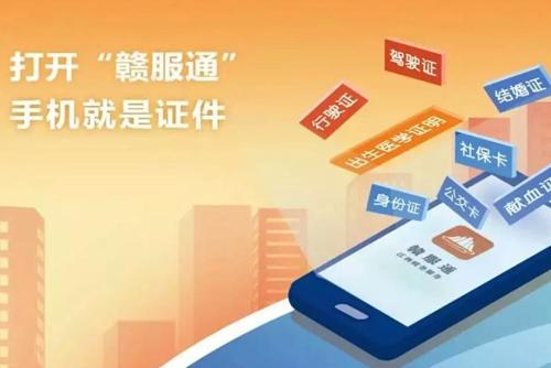 """江西省""""赣服通3.0""""惠企政策梳理项目"""