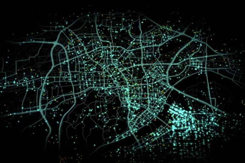 """中国工程院院士王坚旗:""""数字化治理""""用数据资源优化城市发展"""